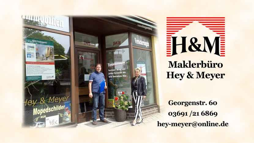 Maklerbüro Hey & Meyer in Eisenach